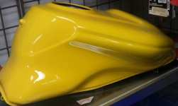 Ducati 99-up 900SS gas tank