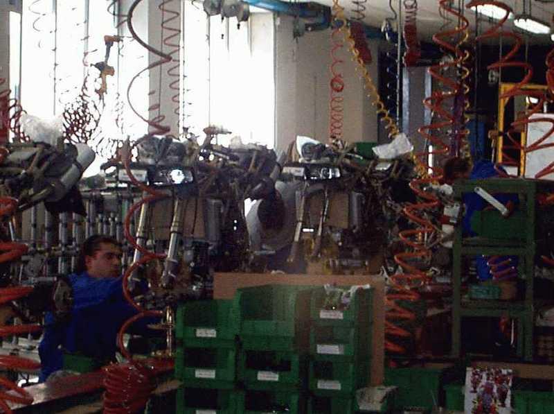 Ducati Museum Factory Tour